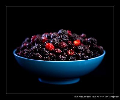 Cancer prevention properties of black raspberries