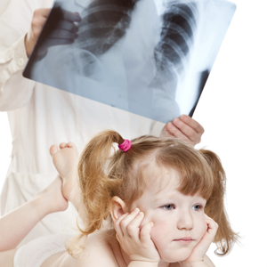 Kids frequently exposed to imaging procedures