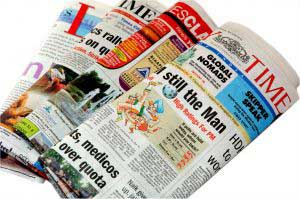 Newspaper Articles Skew Coverage Of Comas
