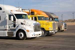 Asthma Linked To Soot From Diesel Trucks