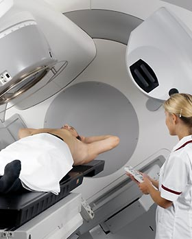 Image Guided radiation therapy for prostate cancer