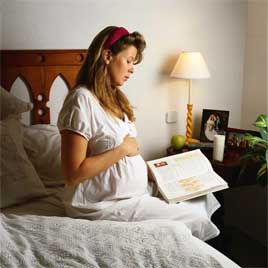 Bed Rest Has Down Side For Pregnant Women
