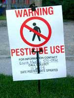 Handling pesticides associated with asthma