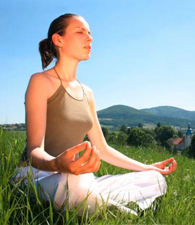 Meditate For Better Bladder Health