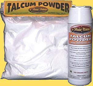 Talcum powder stunts growth of lung tumors