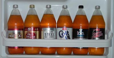 Malt Liquor Linked to Marijuana Use