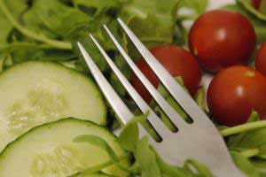 Detailed Nutritional Value Of Salad