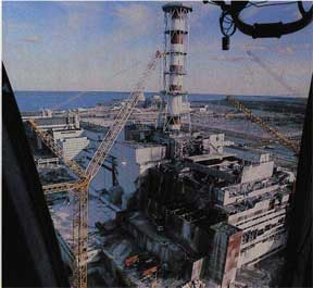 Chornobyl Radiation Increases Thyroid Cancer Risk