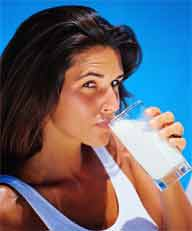 Milk Lovers May Face Risk Of Ovarian Cancer
