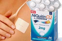 Comparison Of Nicotine Lozenges And Patches
